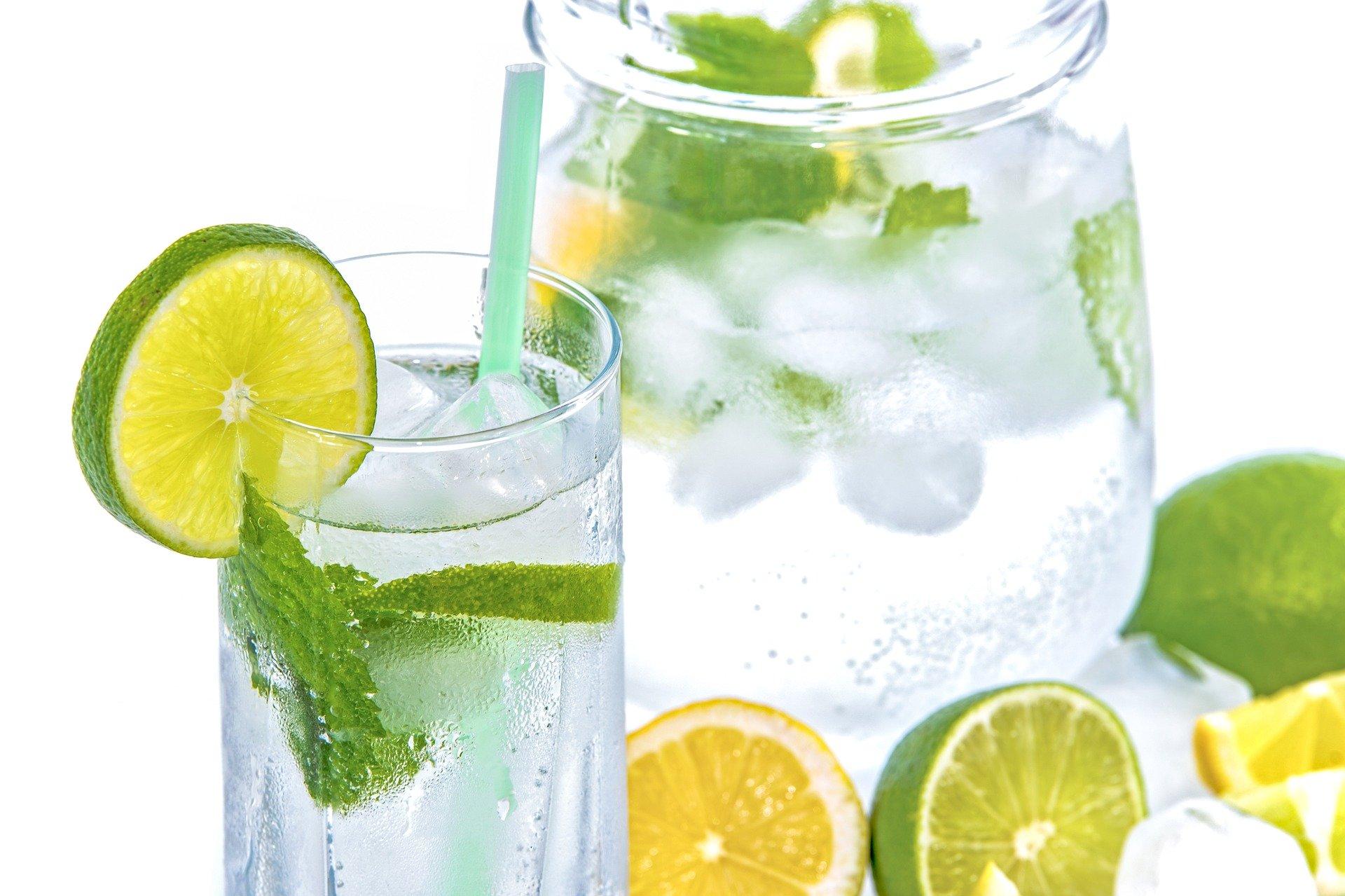 letní limonáda